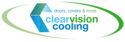 clear vision cooling doors covers more b v