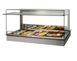 Heated Display Cases with Humidity
